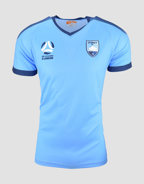 Sydney FC 18/19 Youths Supporter Jersey
