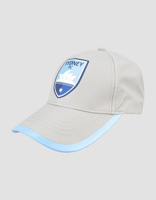 Sydney FC Classic Club Training Cap Grey