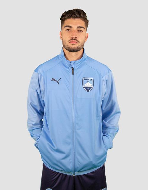 Sydney FC 18/19 Adults Club Training Jacket