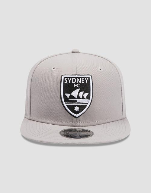 Sydney FC New Era 9FIFTY Grey Cap