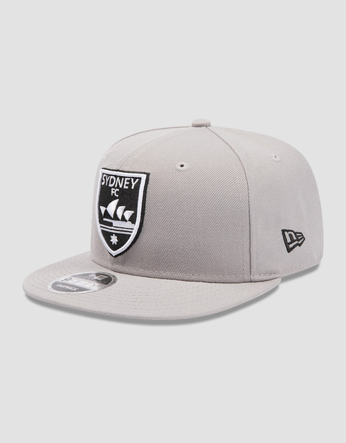 Sydney FC New Era 9FIFTY Grey Cap