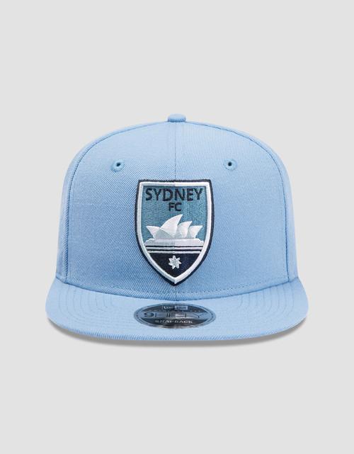 Sydney FC New Era 9FIFTY Core Sky Blue Cap