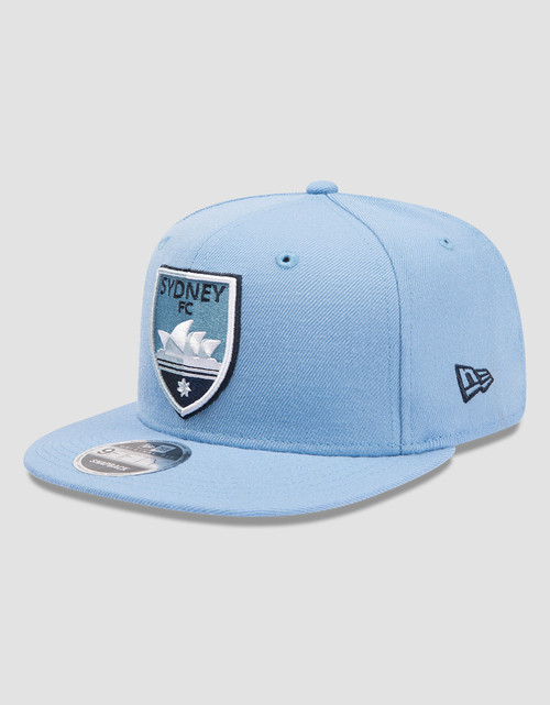 Sydney FC New Era 9FIFTY Core Sky Blue Cap