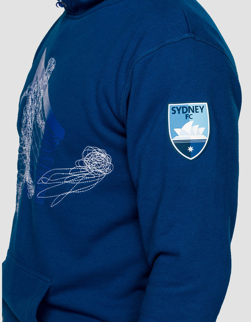 Sydney FC Infants Kick It Hoody