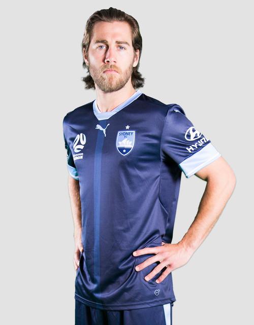 Sydney FC 17/18 Puma Youths Alternate Jersey