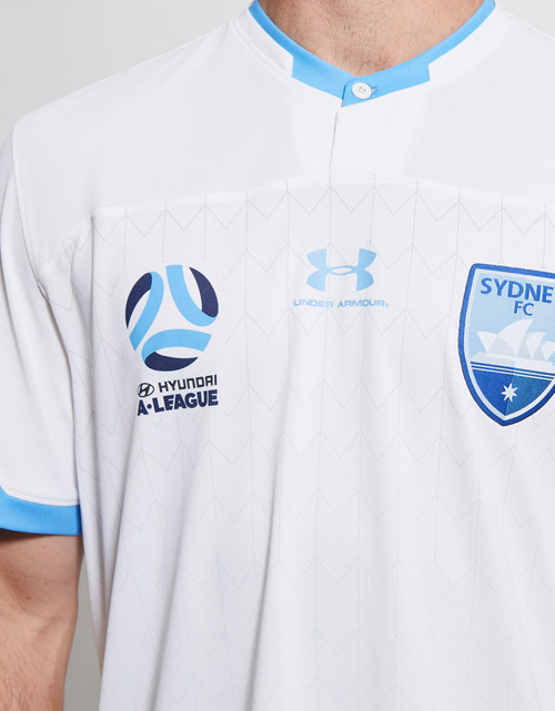 Sydney FC 19/21 UA Youths Away Jersey