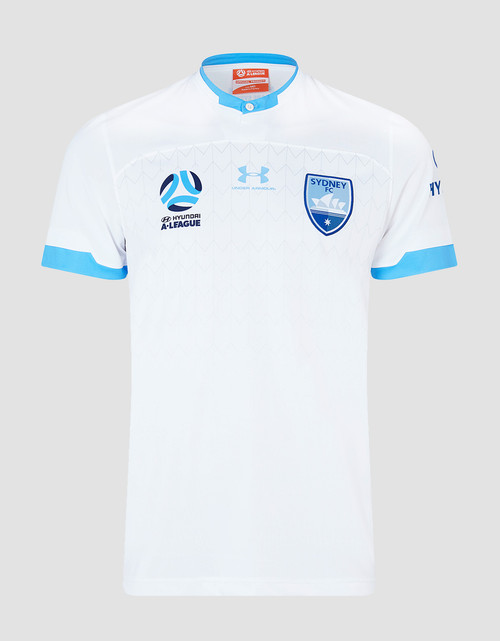 Sydney FC 19/21 UA Youths Away Jersey