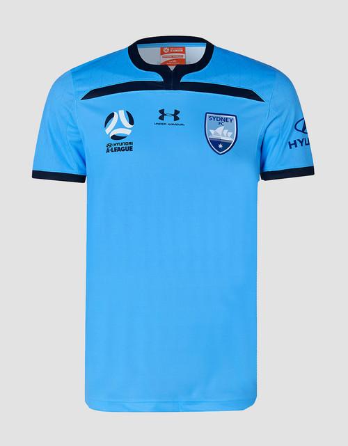 Sydney FC 19/21 UA Adults Home Jersey
