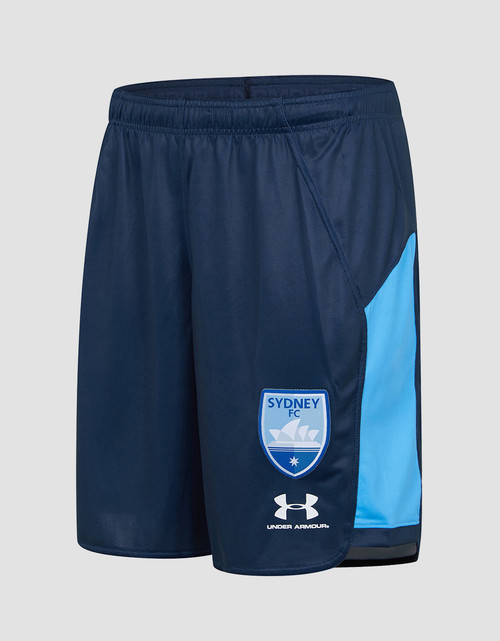 Sydney FC 19/21 UA Adults Home Shorts