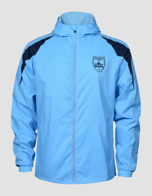Sydney FC Adults Wet Weather Jacket