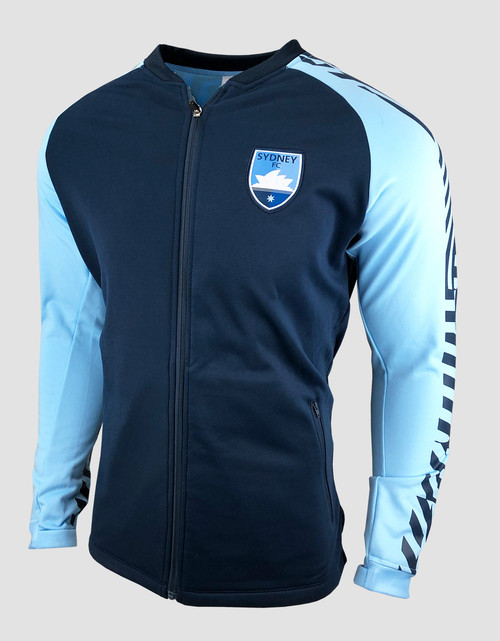 Sydney FC Adults Stadium Jacket