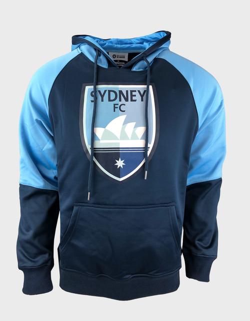 Sydney FC Mens Stadium Hoody