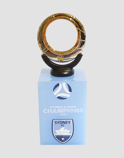 Sydney FC 2020 Champions Mini Trophy