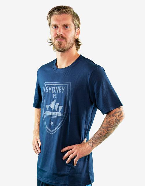 Sydney FC Adults Stadium Tee