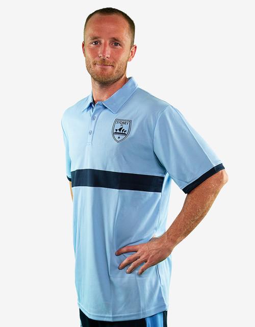 Sydney FC Mens Performance Polo