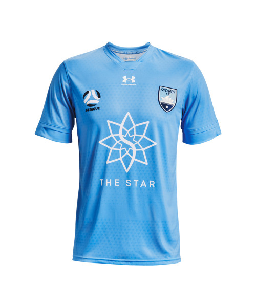 Sydney FC 21/22 UA Adults Home Jersey