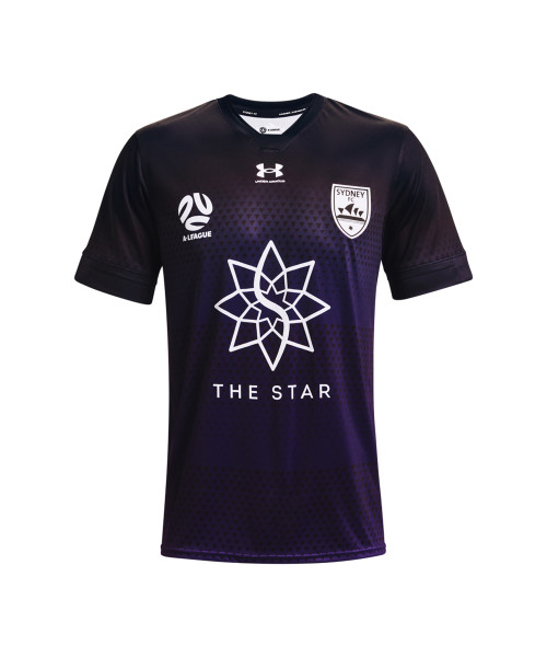 Sydney FC 21/22 UA Adults Third Jersey