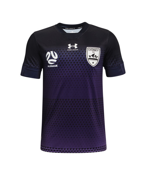 Sydney FC 21/22 UA Youths Third Jersey