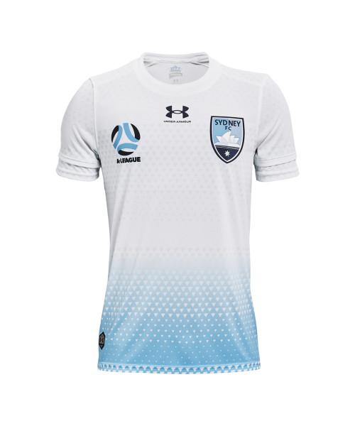 Sydney FC 21/22 UA Youths Away Jersey