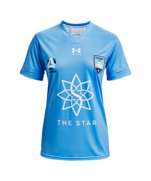 Sydney FC 21/22 UA A-League Womens Home Jersey
