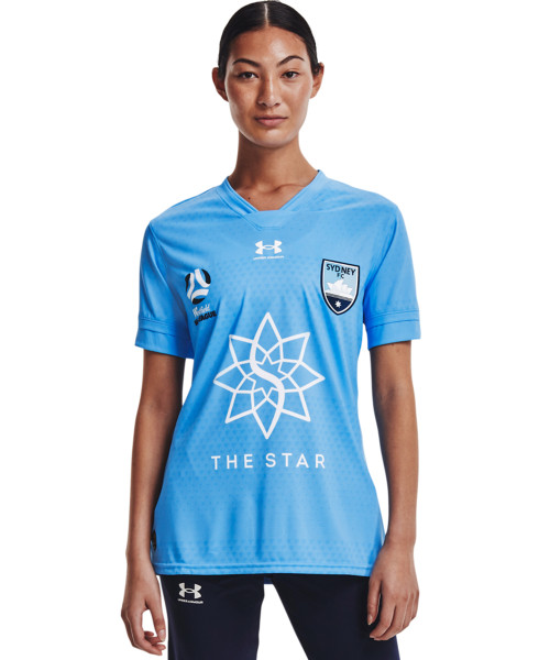Sydney FC 21/22 UA W-League Womens Home Jersey