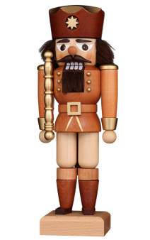 Ulbricht Natural Wooden Nutcracker King