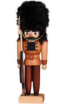 Ulbricht Nutcracker Soldier Natural Wood