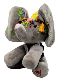 Plush Elephant - Arabian Variation