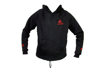 Moscow Ballet Black and Red Hooded Sweatshirt