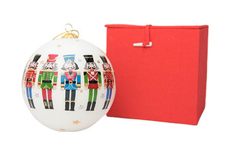 Moscow Ballet's Christmas Tree Nutcracker Globe Ornament