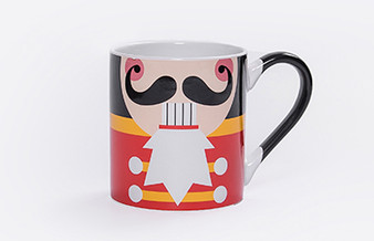Moscow Ballet's Great Russian Nutcracker Tea Mug
