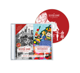 Moscow Ballet's 2-disc set Great Russian Nutcracker and The Selfish Giant Audiobook