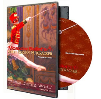 Moscow Ballet's Great Russian Nutcracker DVD