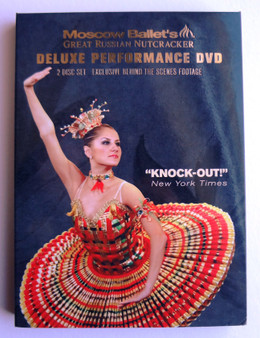 Moscow Ballet's Great Russian Nutcracker Deluxe DVD