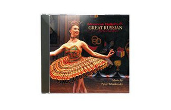 Moscow Ballet's Great Russian Nutcracker soundtrack