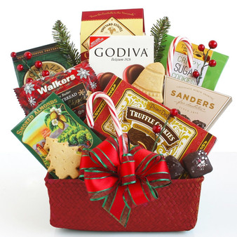 Tis' the Season Gourmet Holiday Basket
