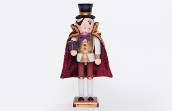Moscow Ballet's Limited Edition Drosselmeyer Nutcracker Character