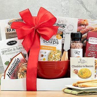 Heartwarming Soup Basket from Great Arrivals and Moscow Ballet