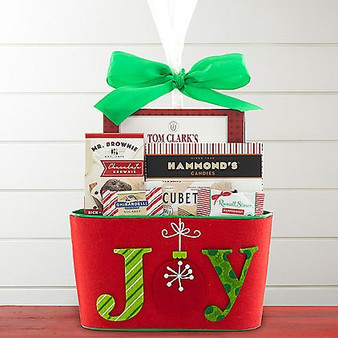 Spread the Joy with this Basket from Great Arrivals and Moscow Ballet