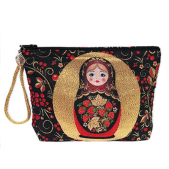 Matryoshka Cosmetic Bag from Moscow Ballet