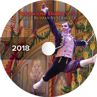 Enjoy this 2018 Moscow Ballet performance from your home!