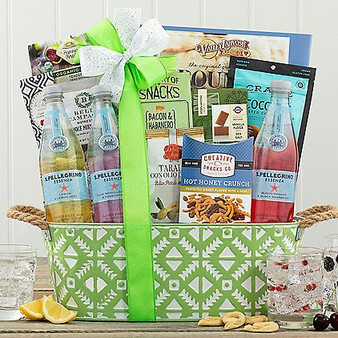 Moscow Ballet and Great Arrivals' Gourmet Summer Celebration Basket