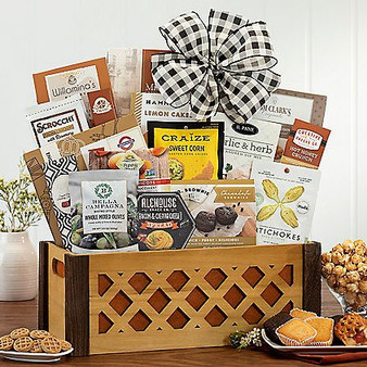 Moscow Ballet and Great Arrivals' Gourmet Gift Basket of Classic Favorites