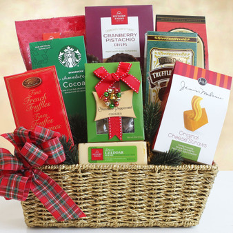 Spread Joy to Your World with this Holiday Gift Basket from Moscow Ballet and Great Arrivals