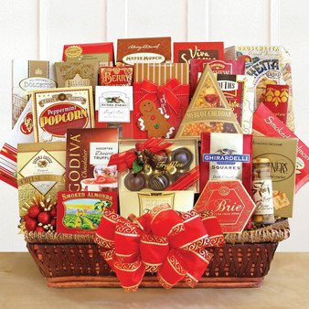 Moscow Ballet and Great Arrivals' Seasonal Extravaganza Holiday Gift Basket