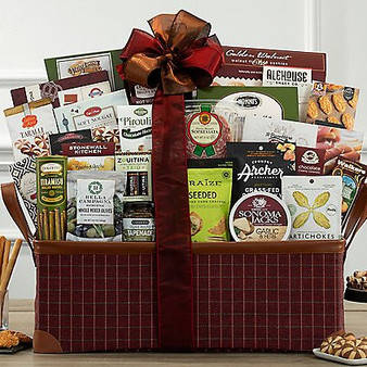 Moscow Ballet and Great Arrivals' Gourmet Office Party Basket