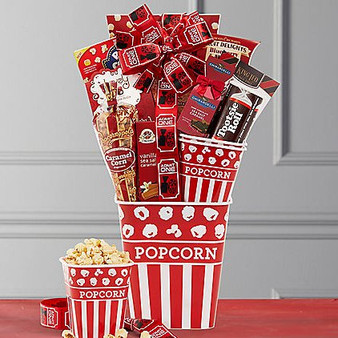 Moscow Ballet and Great Arrivals' Gourmet Movies Snack Basket