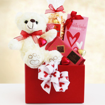"""Moscow Ballet and Great Arrivals' """"Be My Valentine"""" Gift Basket"""