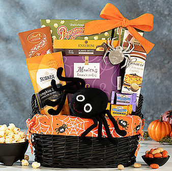 Celebrate Halloween with Moscow Ballet and Great Arrivals' Spider Web Surprise Basket