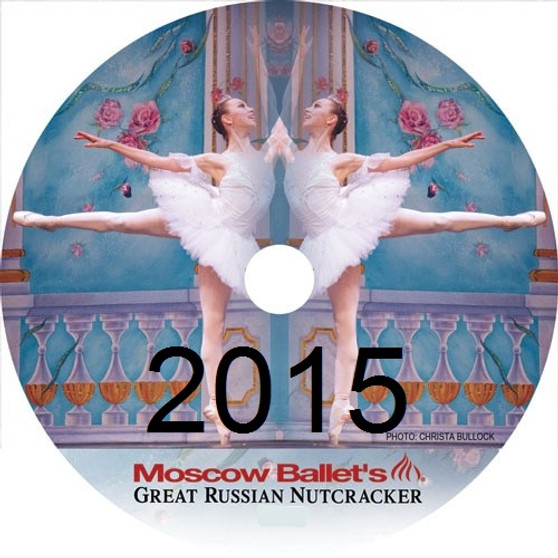 Moscow Ballet's Dance with Us Kids Performance DVDs from 2015